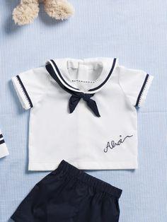 Sailor Baby Top 07/2012