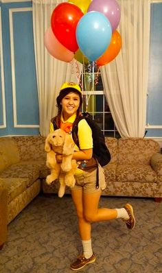 Russell from Up | 29 Magical Costumes Every Disney Fan Will Want More