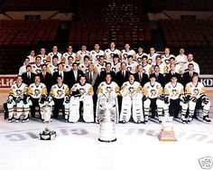 91-92 Pittsburgh Penguins