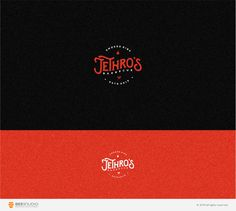 Design #327 by mark992 | Create a welcoming and easily identifiable logo for Jethro's Barbecue