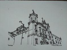 Urban Sketchers Portugal: 19.º / 39 - Santarém