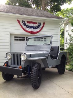 1953 Willys CJ-3A - Photo submitted by Stuart Lipp.