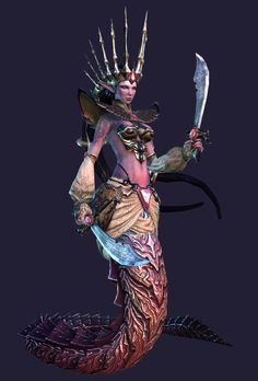 aion characters | monsters