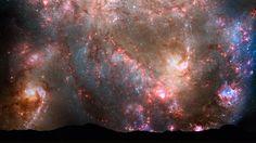 En 3.900 millones de años, cuando se produzca el primer acercamiento entre ambas galaxias, se producirá un aumento en la formación estelar claramente perceptible desde la superficie de la Tierra