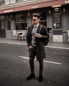 """1,971 Likes, 104 Comments - André   Berlin (@tommeezjerry) on Instagram: """"It's the second look w/ @aboutyoude from #Paris  // You can find this and more looks on my profil…"""""""