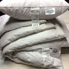 Pacific Coast Grand Marquis 100 White GOOSE Down Bed Pillow Heirloom  Quality | EBay | DOWN | Pinterest | Grand Marquis, Pacific Coast And Marquis