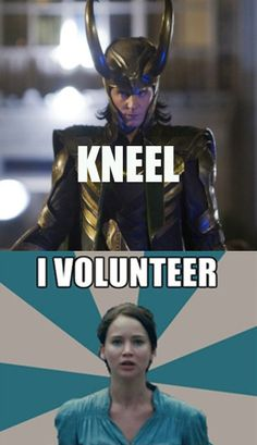 He has the world's best catch phrase | Community Post: Reasons Why Loki Is The God Of Your Dreams