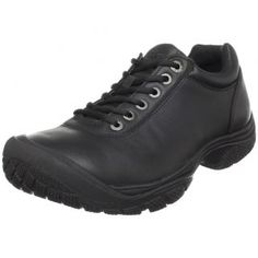 KEEN Utility Men's PTC Dress Oxford Work Shoe ** You can find more details by visiting the image link. Mens Work Shoes, Men S Shoes, Oxford Shoes Outfit, Dress Shoes, All Black Sneakers, Black Shoes, Bowtie And Suspenders, Adidas Shoes Women, Shoes Online
