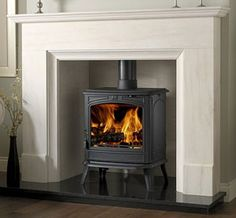 Log burning stove - for my obsessed husband! Is this the one?
