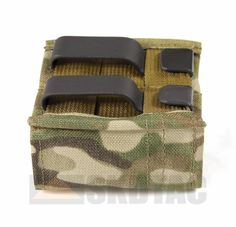 """Esstac KYWI Belt Loops -hand made from .09 kydex, the same as Esstac's KYWI mag inserts. They are meant for Esstac KYWI pouches but will work on most other manufacturer's pouches.  Overall Length: 3"""" Belt Loop Size: 1.5""""-1.75"""" Made in the USA"""