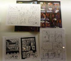 Comic strip museum in Brussels
