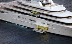 eclipse yacht in dubrovnik | Abramovich eclipses Dubrovnik on his mega yacht – The Dubrovnik ...