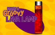 Iain really really wants a lava lamp.  On the drive to school this morning we talked about liquid density and I searched for a homemade lava lamp creation.  This may be his science project this year.