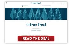 The Historic Deal that Will Prevent Iran from Acquiring a Nuclear Weapon | The White House
