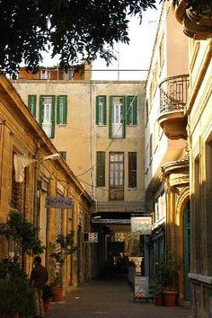 Old town of Nicosia, Cyprus