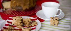 Celozrnné jablečné sušenky pro miminka