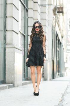 Lil black dress song