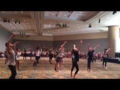 Maddie Ziegler dancing at DancerPalooza 2016
