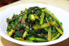 Young Radish Kimchi | All That Korea