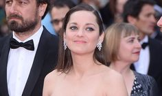 Marion Cotillard dazzles in custom-made Dior at Cannes