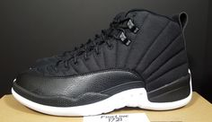The Air Jordan 12 Black Nylon Drops In Two Weeks