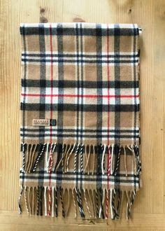 Tartan Wool Scarf by Blarney Woolen Mills Wool Scarf, Plaid Scarf, Woolen Mills, Shoe Shop, Tartan, Bag Accessories, Ireland, Europe, Blanket