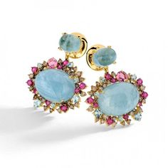 CIJ International Jewellery TRENDS & COLOURS - TRENDS & COLORS: Earrings by Brumani