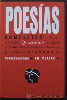 Poesías completas de Salvatore Quasimodo - La Veleta