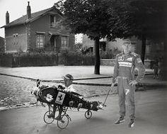 raikko pousse Vettel vers la victoire