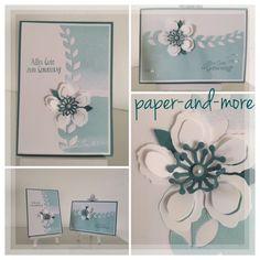 Paper-and-More: StampinUp - Kunstvoll kreiert