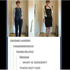 Tumblr LGBT  Genderfluid