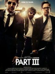 The Hangover Part III is the third and final installment in The Hangover film franchise. It is directed and co-written by Todd Phillips and it stars Bradley Cooper, Ed Helms, Zach Galifianakis, Justin Bartha, and Ken Jeong. In this third and final Ha. The Hangover, Funny Movies, Comedy Movies, Great Movies, New Movies, Movies And Tv Shows, Watch Movies, Funny Comedy, Cinema