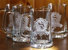 Gifts For A 50 Year Old Man Personalized Beer Mugs Men