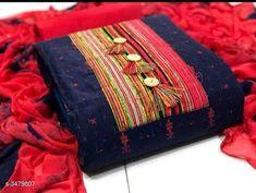 Humaira Adorable Salwar Suits & Dress Materials Top Fabric: Cotton Top Length: in Mtr Bottom Fabric: Cotton Bottom Length: Ladies Suits Indian, Suits For Women, Cotton Suit, Cotton Lace, Eyelet Lace, Blouse Desings, Ikkat Dresses, Salwar Suits Party Wear, Womens Dress Suits