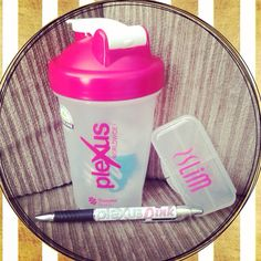 It's GIVEAWAY Saturday!!  For the first 3 people to order as a Preferred customer, you will get this Blender Bottle, Pill Box & Pen. It's that EASY!  So, you get a discount for ordering as a Preferred customer and you get $30 in FREE goodies. So, what are you waiting for? Order your Plexus Slim & Boost and be on the road to a healthier and happier you.