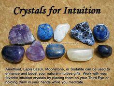Healing Crystals:
