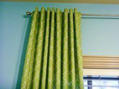 Backtab Curtains