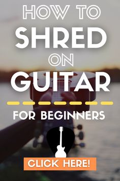 The complete guide on how to shred on electric guitar for beginners. Learn how to play fast legato & picking shred licks from scratch. #guitar #music Lead Guitar Lessons, Free Online Guitar Lessons, Beginner Electric Guitar, Cool Electric Guitars, Easy Guitar Songs, Guitar Tips, Learn To Play Guitar, Guitar For Beginners, Playing Guitar