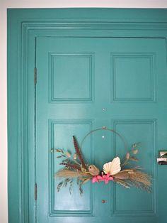 Hallway Makeover Reveal With M&L Paints — MELANIE LISSACK INTERIORS Make A Door, Diy Door, Wooden Sash Windows, Eggshell Paint, Topps Tiles, Picture Shelves, Paint Brands, Caramel Color
