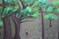 Walk time Hand Painting Art, Acrylic Painting Canvas, Paint Types, Custom Paint, Walking, Hand Painted, History, Artwork, Art Work