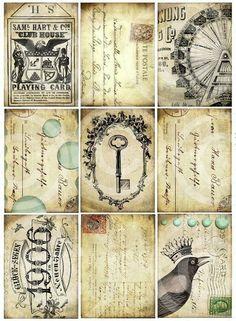 key.. vintage-and-fairytale