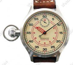 Dèbaufrè Watches | Marine Timer | Edelstahl | Uhren-Datenbank watchtime.net