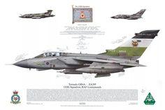 Tornado GR4 12(B)Squadron, RAF Lossiemouth.