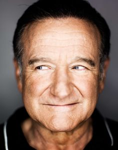 Robin Williams by Mark Mann ©