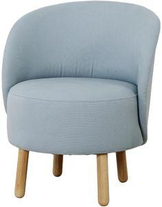 Bold fauteuil en tissu #fauteuil #armchair