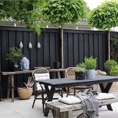 Most Simple Tips and Tricks Backyard Garden Ideas Patio backyard garden diy Garden Ideas Tropical backyard garden ideas Garden Pergola Decks Backyard DIY dri Fence Fence backyard Fence design Fence diy Fence ideas Garden Ideas patio Simple tips tricks # Backyard Fences, Garden Fencing, Backyard Landscaping, Diy Fence, Black Garden Fence, Pergola Patio, Tropical Backyard, Backyard Ideas, Pergola Ideas