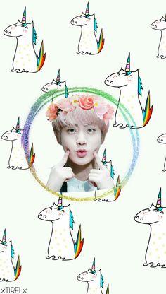 Princess Jin con sus lindos unicornios ❤