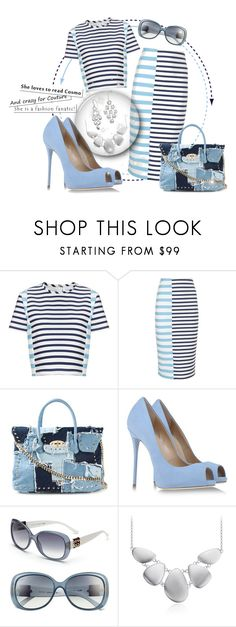 """Lilla"" by leanne-mcclean ❤ liked on Polyvore featuring Tanya Taylor, Mia Bag, Giuseppe Zanotti, Gucci and Blue Nile"