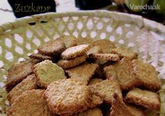 Otrubové sušienky bez cukru