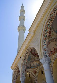 Manavgat Mosque, Turkey